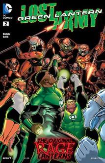 Green Lantern: Lost Army (2015-) #2 - Cullen Bunn, Jesus Saiz