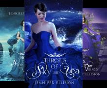 Threats of Sky and Sea (3 Book Series) - Jennifer Ellision