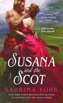 Susana and the Scot - Sabrina York