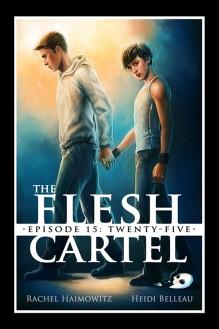 The Flesh Cartel #15: Twenty-Five (The Flesh Cartel Season 5: Reclamation) - Heidi Belleau, Rachel Haimowitz