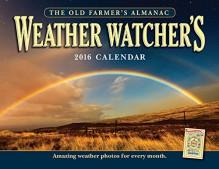 The Old Farmer's Almanac 2016 Weather Watcher's Calendar - Old Farmer's Almanac