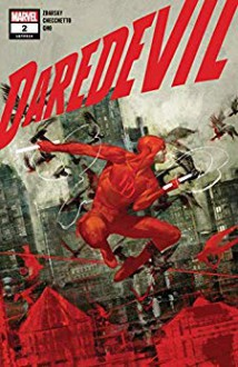 Daredevil (2019-) #2 - Chip Zdarsky, Julian Totino Tedesco