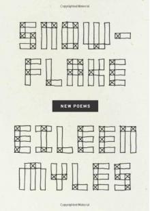 Snowflake / different streets - Eileen Myles