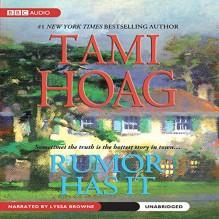 Rumor Has It - Tami Hoag, Lyssa Browne, Inc. Blackstone Audio