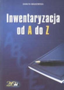 INWENTARYZACJA OD A DO Z WYD.3 STAN PR - Danuta Małkowska