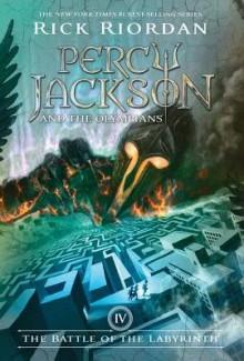 The Battle of the Labyrinth[BATTLE OF THE LABYRINTH][Paperback] - RickRiordan