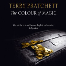 The Colour of Magic - Terry Pratchett,Nigel Planer