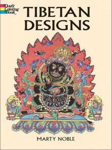 Tibetan Designs - Marty Noble