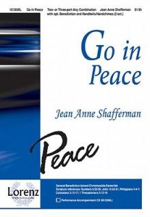 Go in Peace - Jean Anne Shafferman