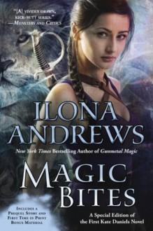 Magic Bites - Ilona Andrews