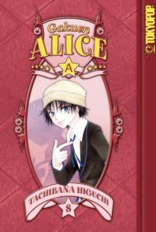 Gakuen Alice, Vol. 08 - Tachibana Higuchi