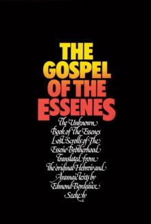 The Gospel of the Essenes - Edmond Bordeaux Szekely