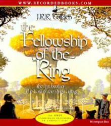 The Fellowship of the Ring - J.R.R. Tolkien,Robert Inglis