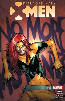 Extraordinary X-Men (2015-) #2 - Jeff Lemire, Edgar Delgado, Humberto Ramos