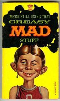 Greasy Mad Stuff - Albert B. Feldstein