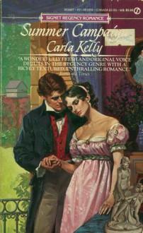 Summer Campaign - Carla Kelly