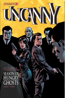 Uncanny #2 - Andy Diggle