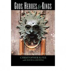 [Gods, Heroes, and Kings: The Battle for Mythic Britain] (By: Christopher R. Fee) [published: March, 2004] - Christopher R. Fee