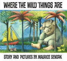 Where the Wild Things Are (Audio Cassette and book) - Maurice Sendak
