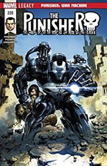 The Punisher (2016-) #220 - Matt Rosenberg, Guiu Vilanova, Clayton Crain