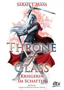 Throne of Glass 2 - Kriegerin im Schatten: Roman - Sarah J. Maas,Ilse Layer