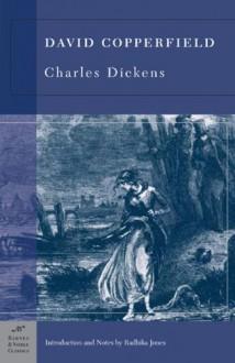 David Copperfield (Barnes & Noble Classics Series) - Charles Dickens,Radhika Jones