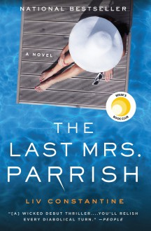 The Last Mrs. Parrish - Storm Constantine