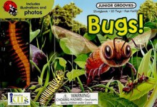 Junior Groovies: Bugs! (Storybook, Fun Facts and Toys) - Heather Alexander