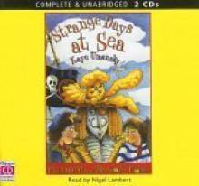 Strange Days at Sea: The Quest for 100 Gold Coins - Kaye Umansky