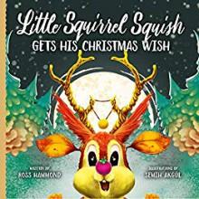 Little Squirrel Squish Gets His Christmas Wish - Ross Hammond,Semih Akgul