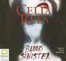 Blood Sinister - Celia Rees