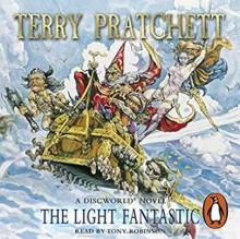 The Light Fantastic - Nigel Planer, Terry Pratchett