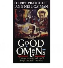 [ GOOD OMENS BY GAIMAN, NEIL](AUTHOR)PAPERBACK - Neil Gaiman