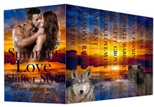 Summer Love Shifter Style: A Multi-Author Box Set (Shifters in Love Book 1) - V. Vaughn, Harmony Raines, Bella Love-Wins, Scarlett Grove, Ariana Hawkes, C.E. Black, Kate Kent, Michele Bardsley, Becca Fanning