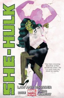 She-Hulk Volume 1: Law and Disorder - Javier Pulido, Charles Soule