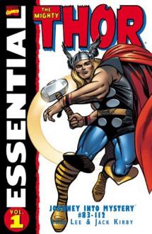 Essential Thor, Vol. 1 - Stan Lee, Jack Kirby
