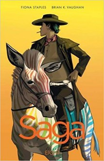 Saga Volume 8 - Brian K. Vaughan,Fiona Staples