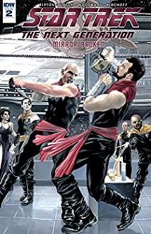 Star Trek: TNG: Mirror Broken #2 - J.K. Woodward, Scott Tipton, David Tipton