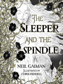The Sleeper and the Spindle - Neil Gaiman,Chris Riddell