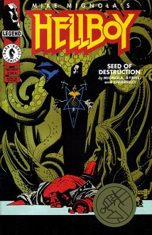 Hellboy: Seed of Destruction #3 - John Byrne, Mike Mignola, Mike Mignola