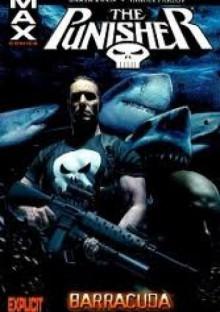 The Punisher MAX Vol. 6: Barracuda - Garth Ennis, Goran Parlov