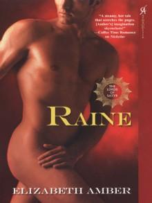 Raine: The Lords Of Satyr - Elizabeth Amber
