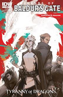 Dungeons & Dragons: Legends of Baldur's Gate #5 - Jim Zub, Max Dunbar, Sarah Stone