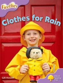 Clothes For Rain - Thelma Page, Liz Miles, Gill Howell, Mary Mackill, Lucy Tritton