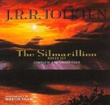 The Silmarillion - J.R.R. Tolkien,Martin Shaw