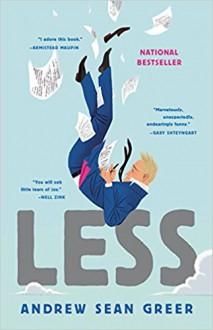 Less: A Novel - Andrew Sean Greer