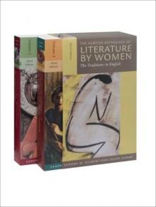 Norton Anthology of Literature by Women (Boxed set, Volumes 1 and 2) - Sandra M. Gilbert,Susan Gubar,Various Authors