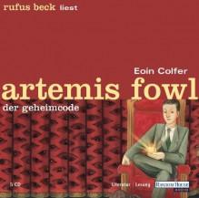 Artemis Fowl - Der Geheimcode - Eoin Colfer, Rufus Beck