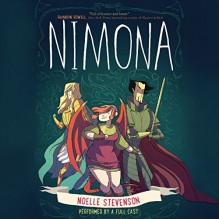 Nimona - Noelle Stevenson,HarperAudio,Rebecca Soler,Marc Thompson,Jonathan Davis