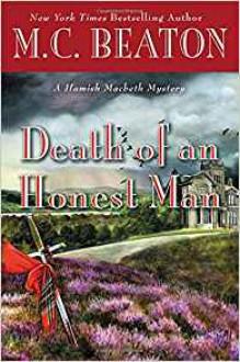 Death of an Honest Man (A Hamish Macbeth Mystery) - M. C. Beaton